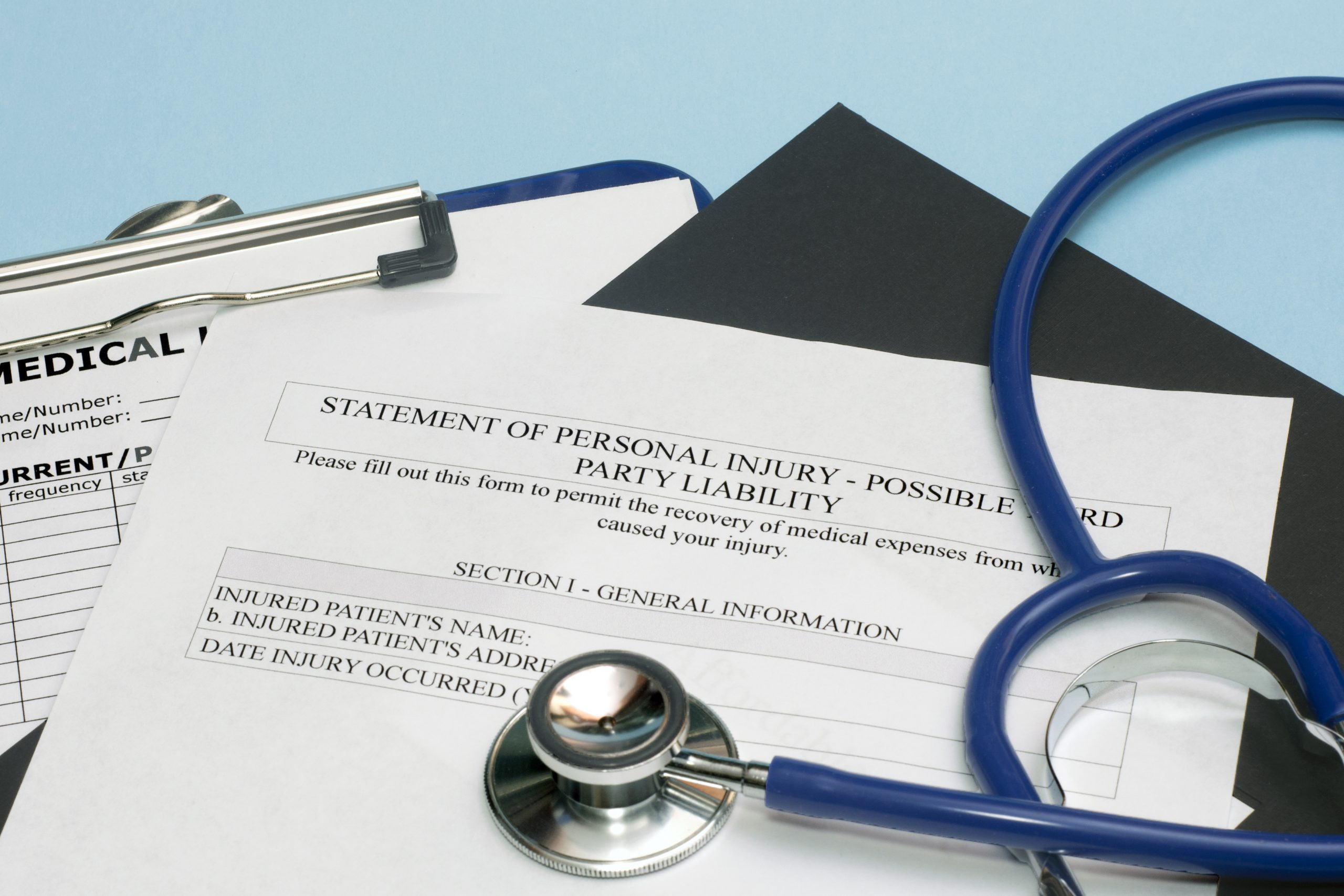 Personal Injury & Medical Negligence