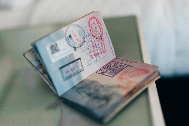 open passport feature